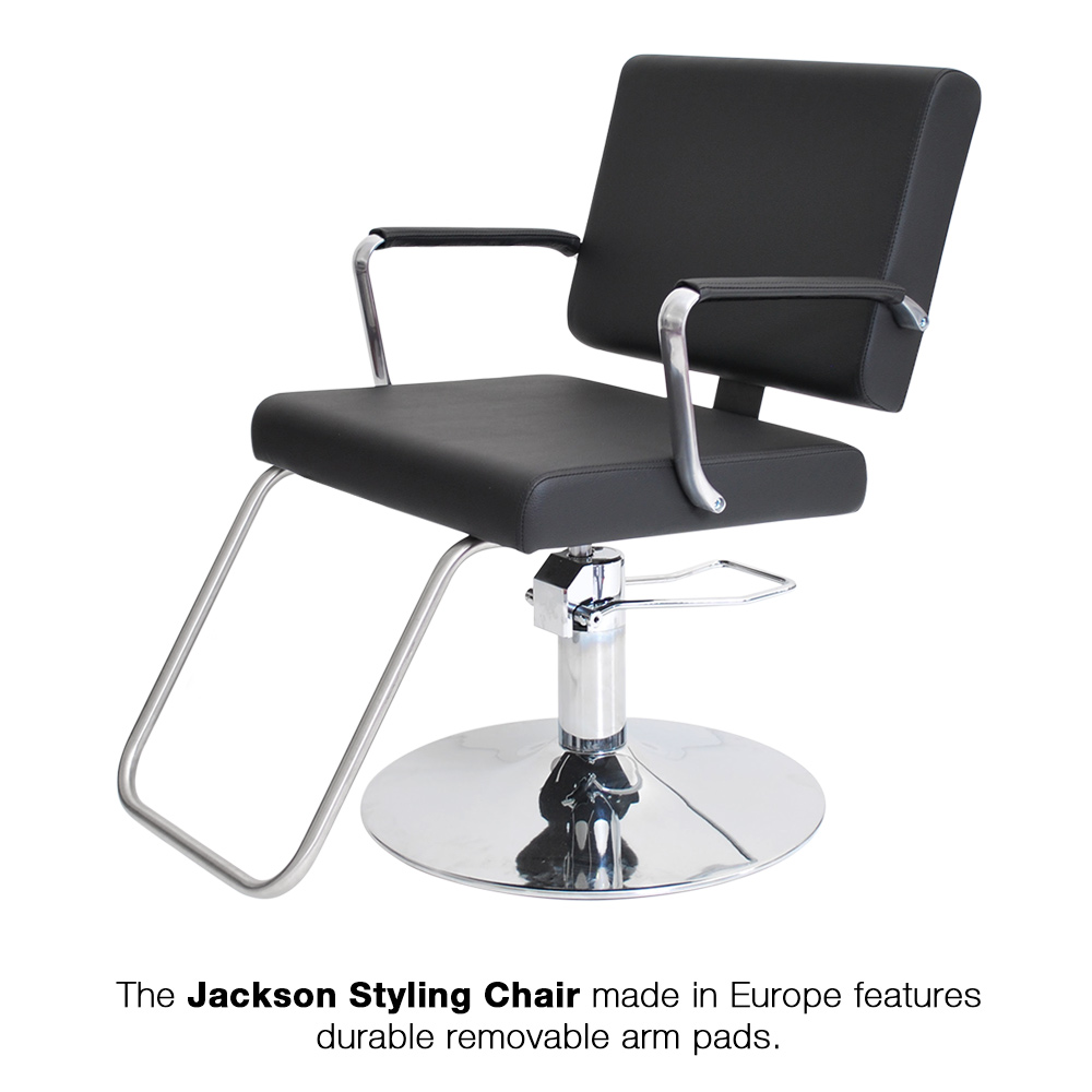 Jackson Extra Wide Salon Styling Chair alternative product image 5
