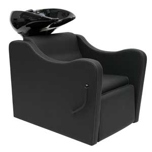Riviera Salon Shampoo Unit With Leg Rest product image