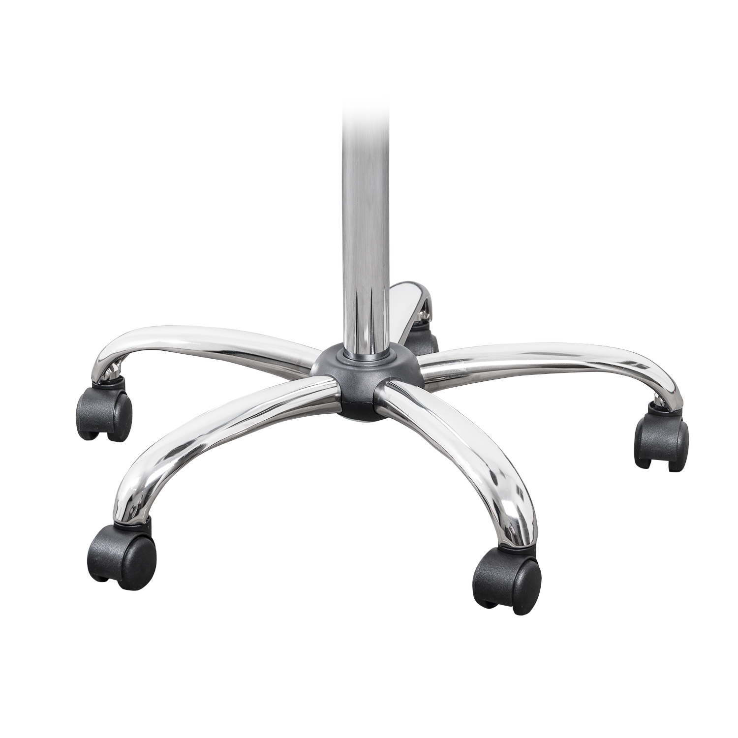 Black Italian Rondo Dryer on Chrome Stand alternative product image 4
