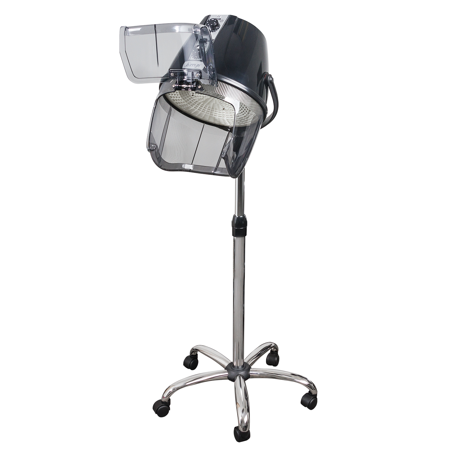 Black Italian Rondo Dryer on Chrome Stand alternative product image 1