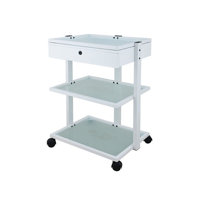Abel+ Esthetician Locking Trolley Cart  main product image