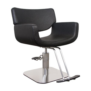 Quadro Hair Salon Chair by Salon Ambience product image