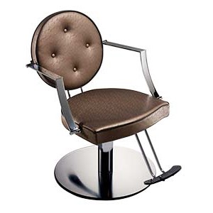 Camille Beauty Salon Chair by Salon Ambience product image