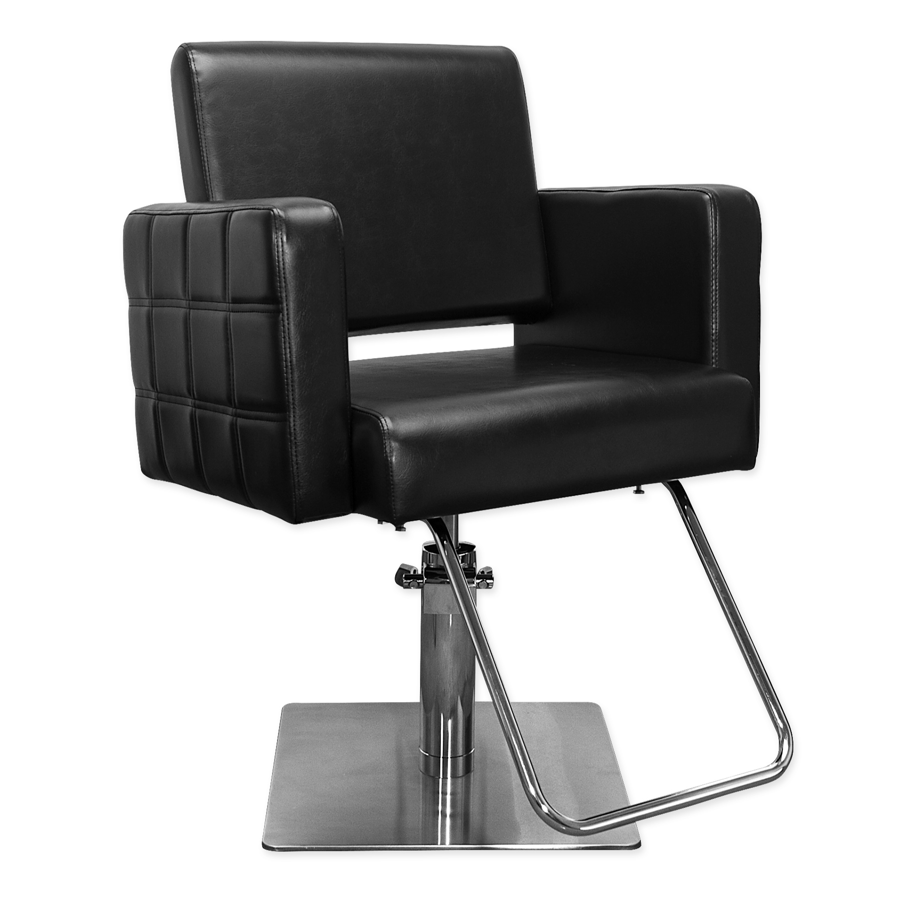 Havana Stylist Chair Quilted Black alternative product image 1