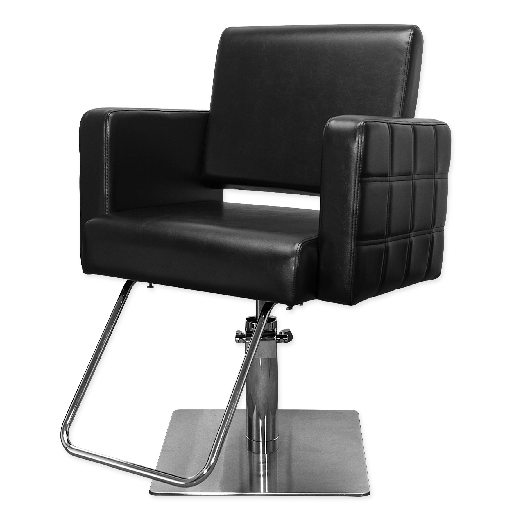 Havana Stylist Chair Quilted Black alternative product image 3