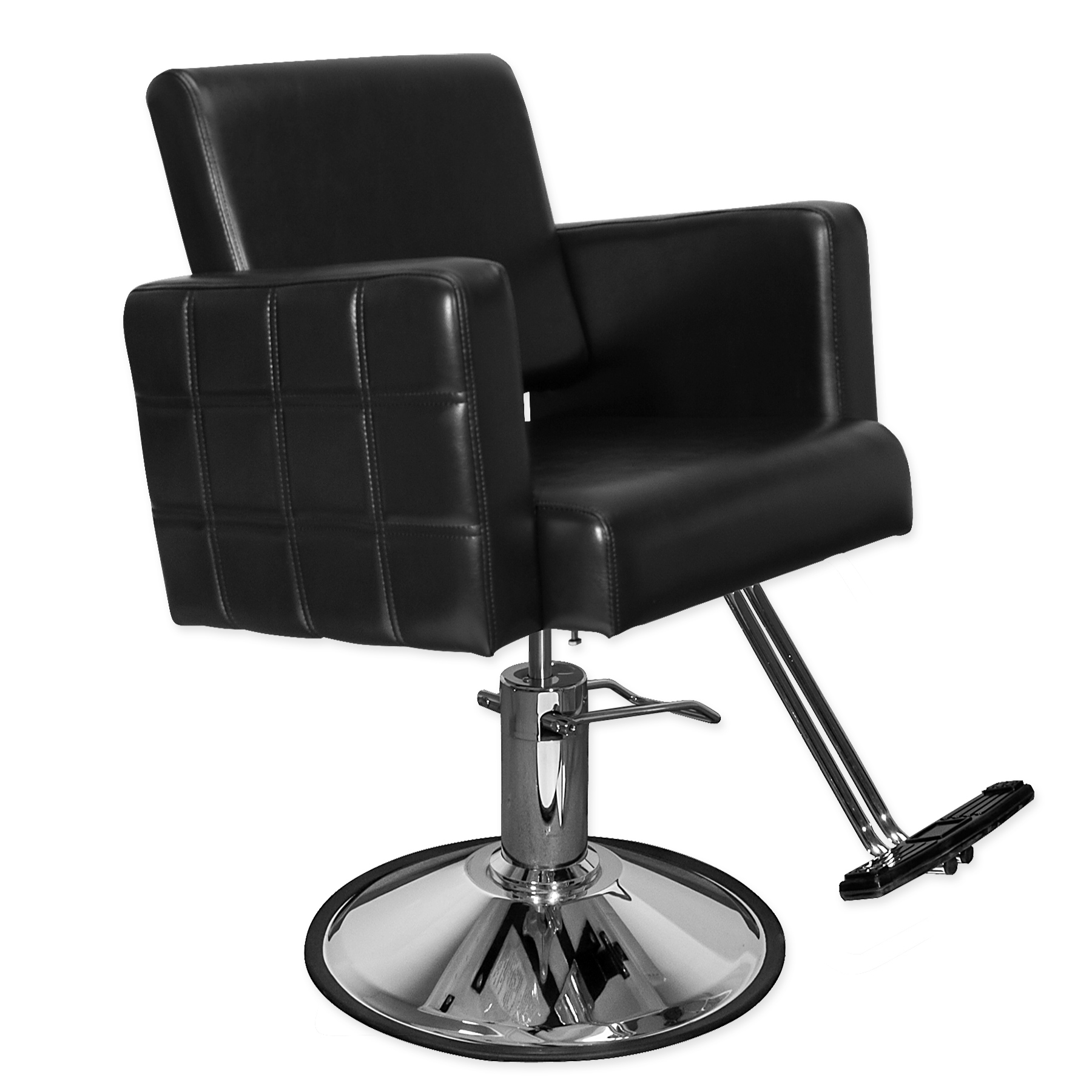 Havana Stylist Chair Quilted Black alternative product image 6