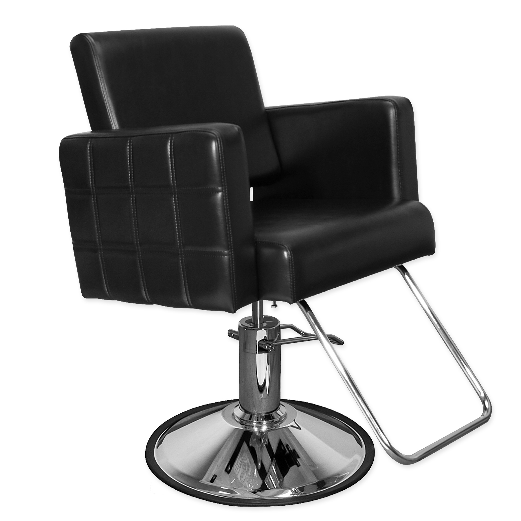 Havana Stylist Chair Quilted Black alternative product image 7