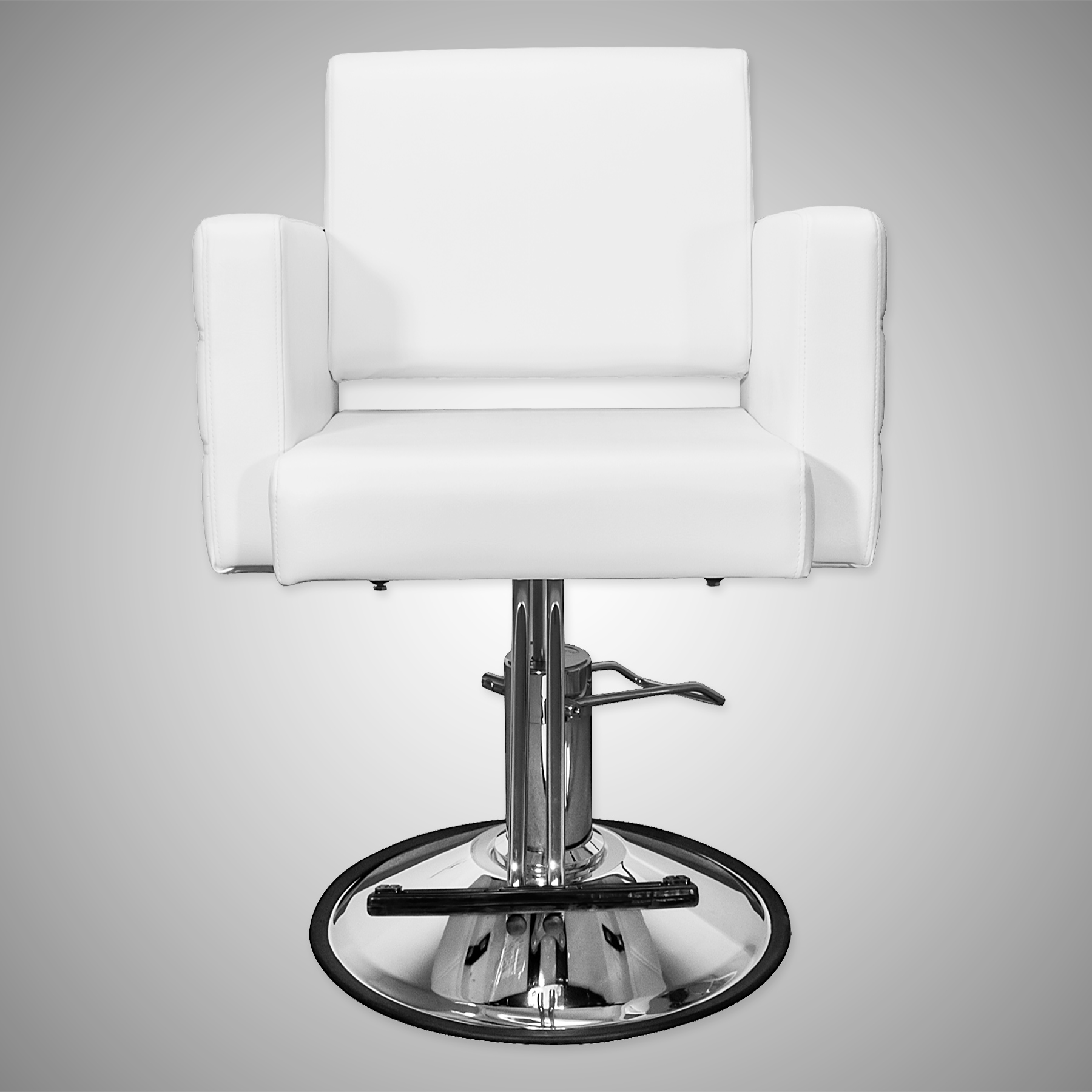 Havana Stylist Chair Quilted White alternative product image 2