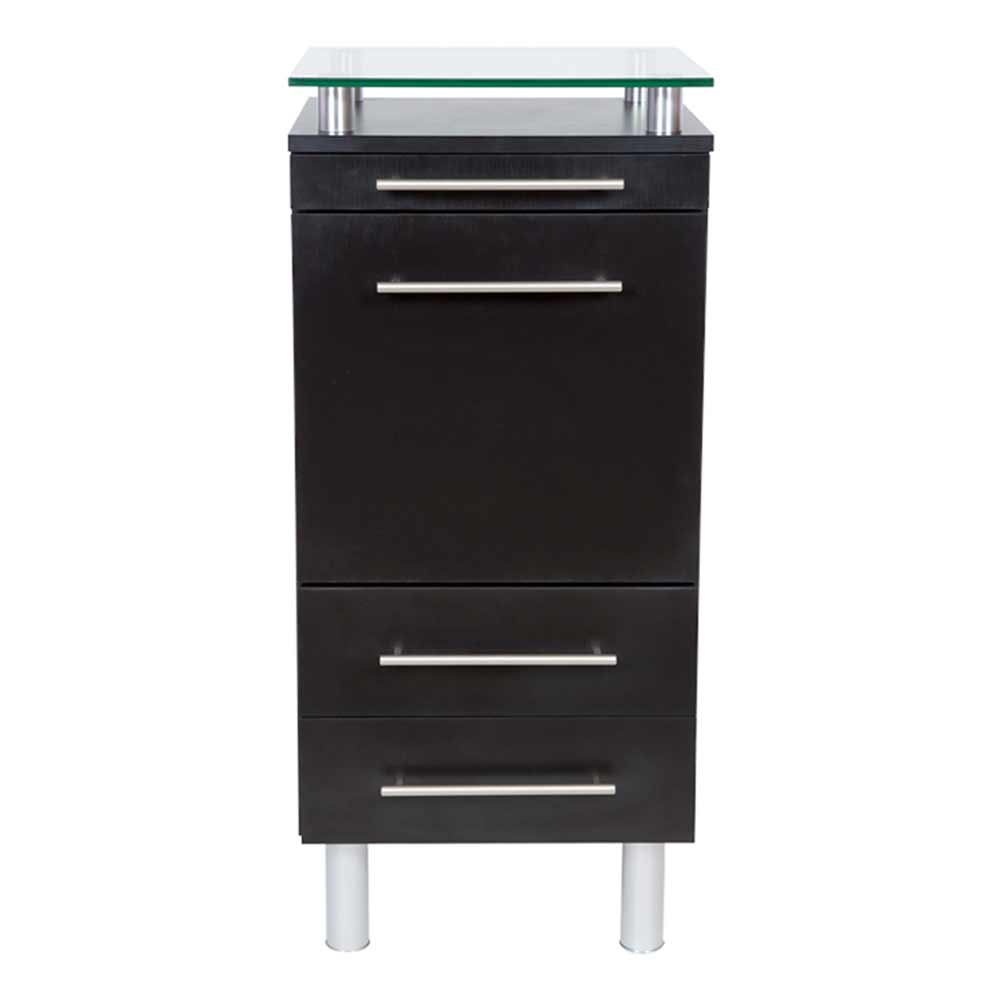 Black Amy Station with Tilt-Out Tool Drawer  main product image