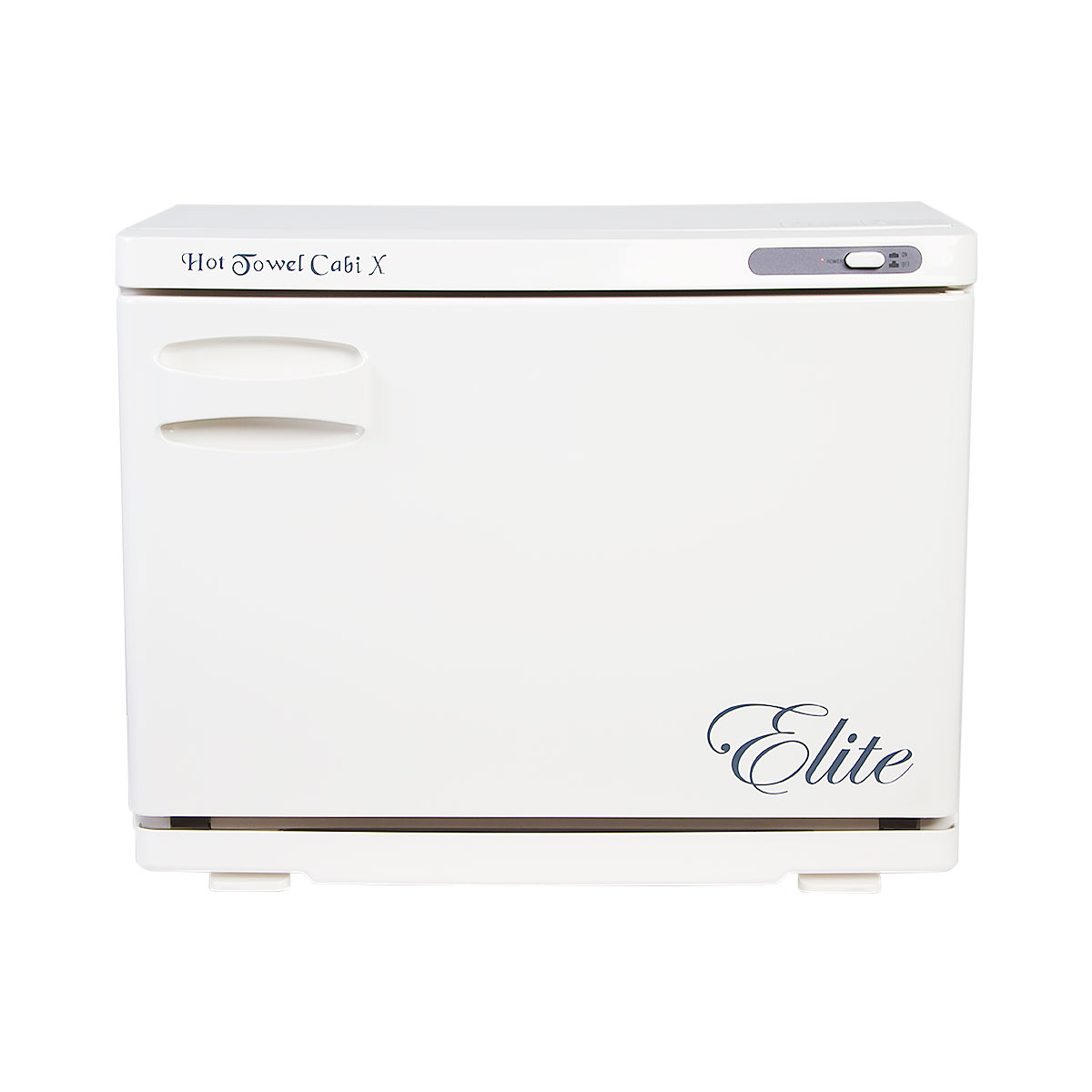 White Elite Hot Towel Warmer Cabby with Pull Down Door alternative product image 1