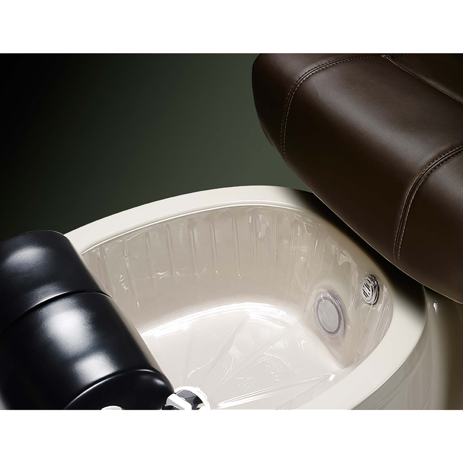 J & A Pacific MX Pipeless Whirlpool Pedicure Spa Chair alternative product image 6