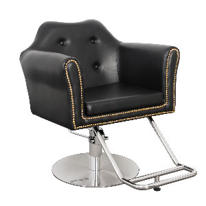 Colton Tufted Hair Salon Chair product image