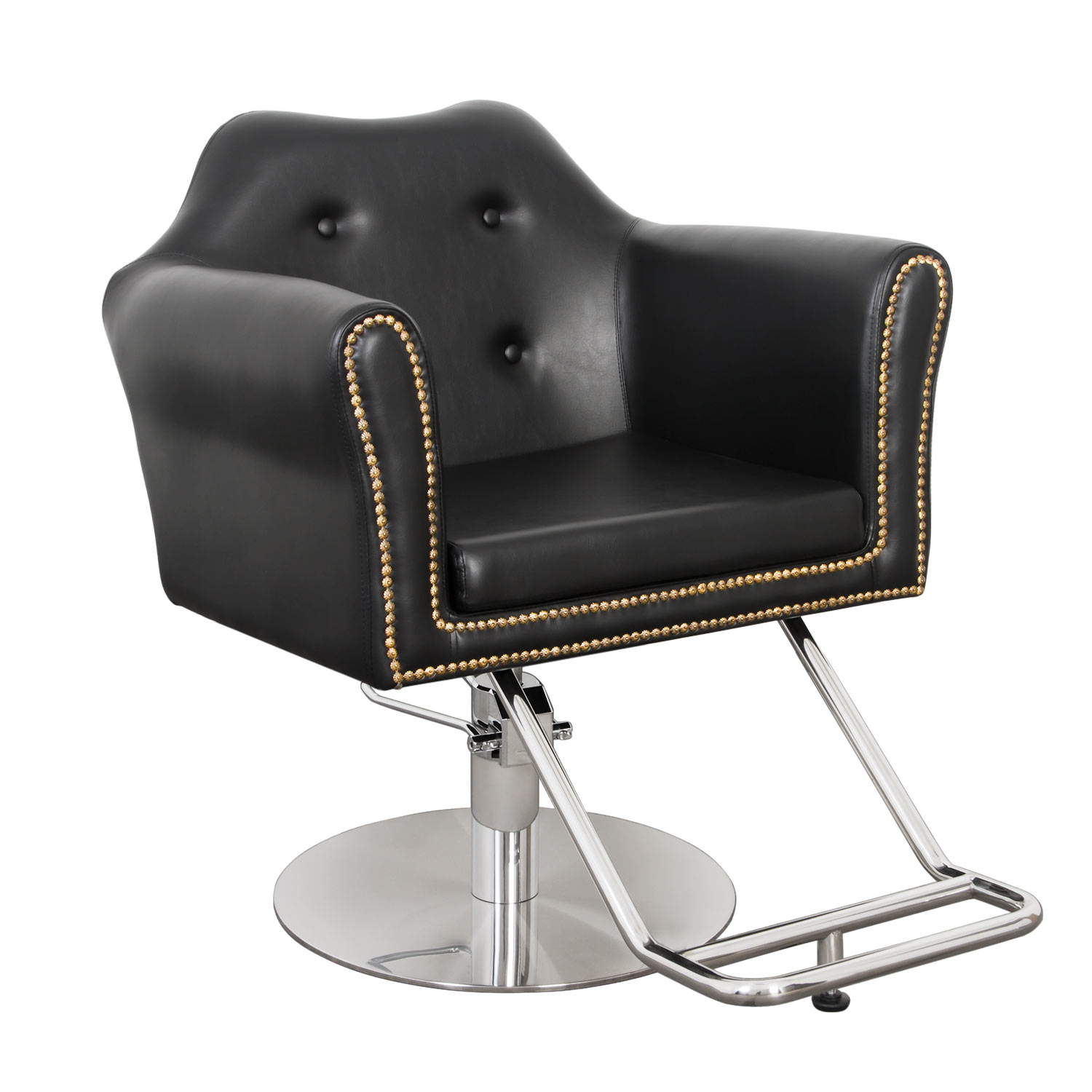 Colton Tufted Hair Salon Chair  main product image