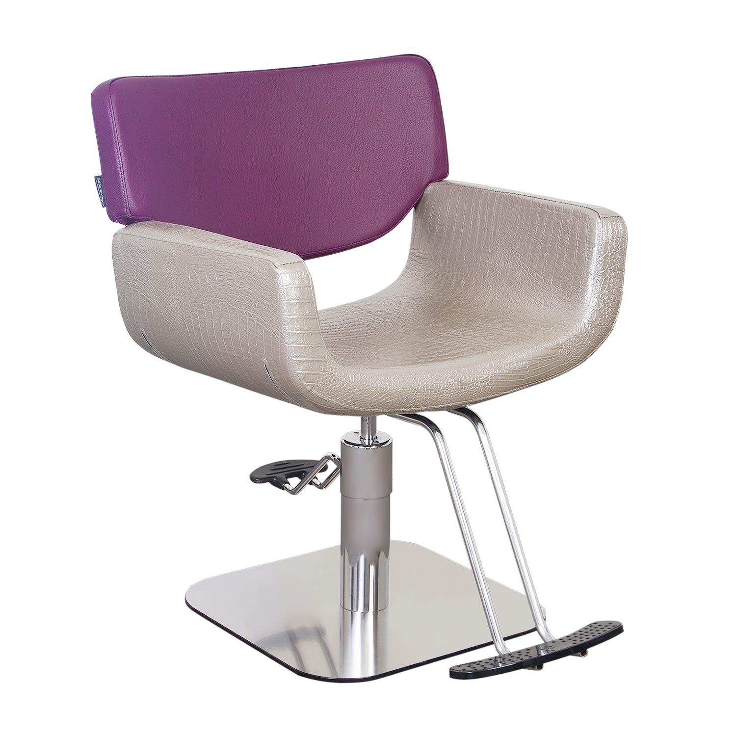 Quadro Hair Salon Chair by Salon Ambience alternative product image 12