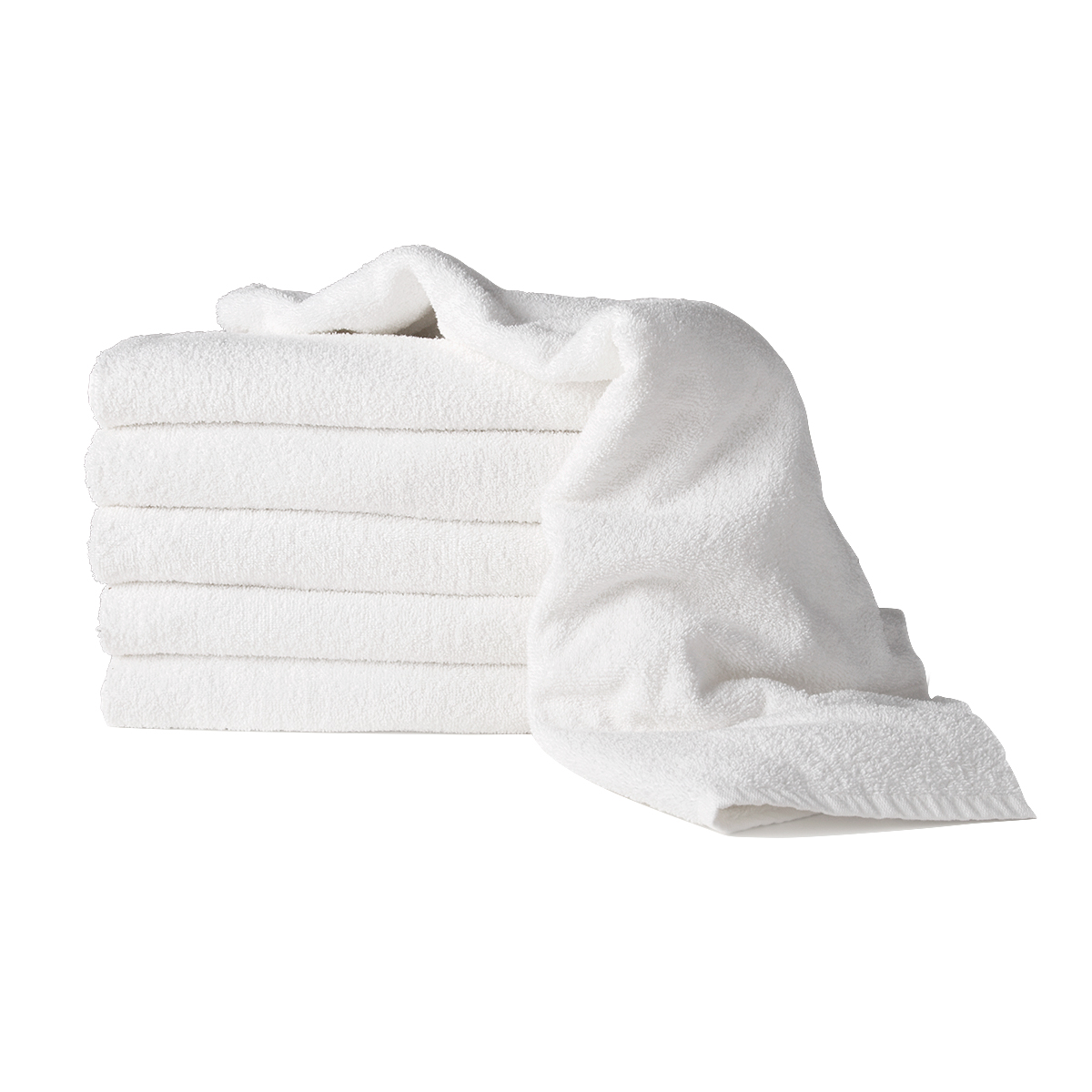 White Spa 100 Percent Cotton Towels Supreme alternative product image 2