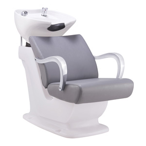 Beckman Shampoo Unit with Adjustable Seat product image