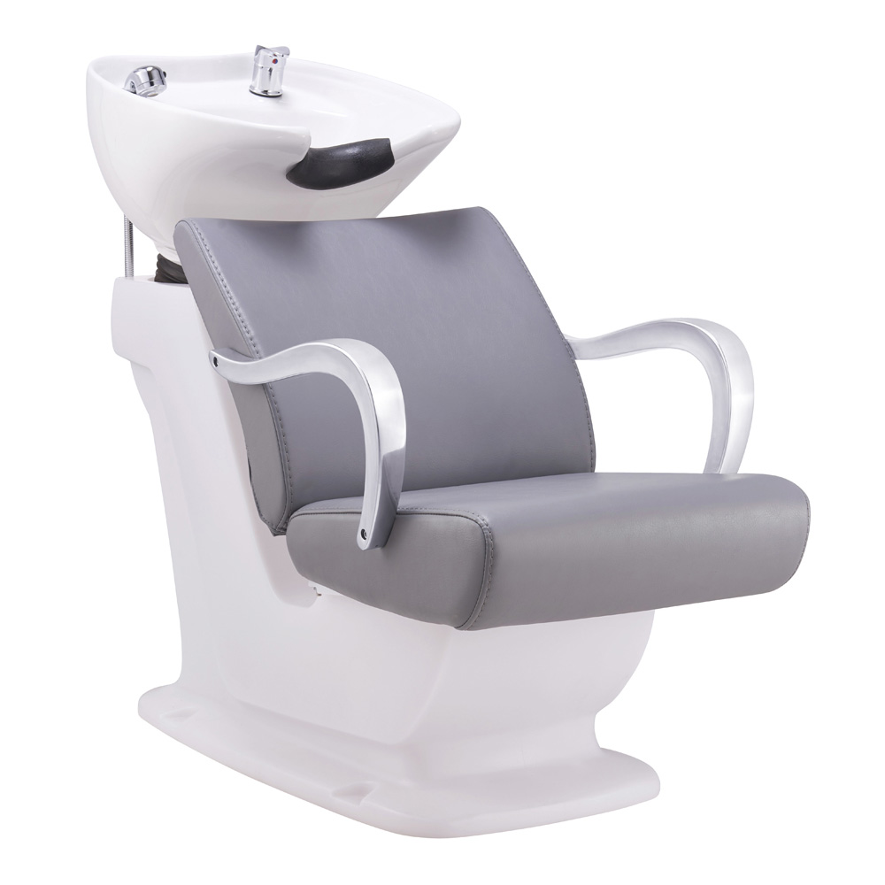 Beckman Shampoo Unit with Adjustable Seat  main product image