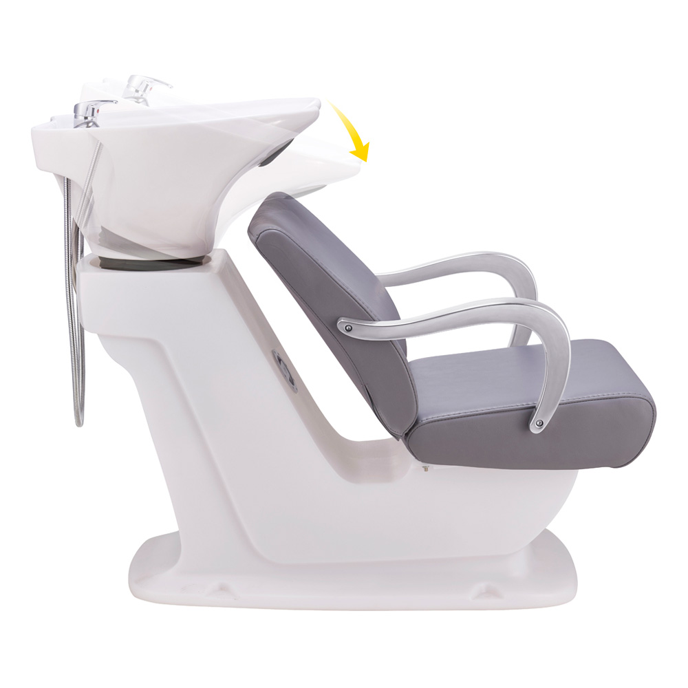Beckman Shampoo Unit with Adjustable Seat alternative product image 2