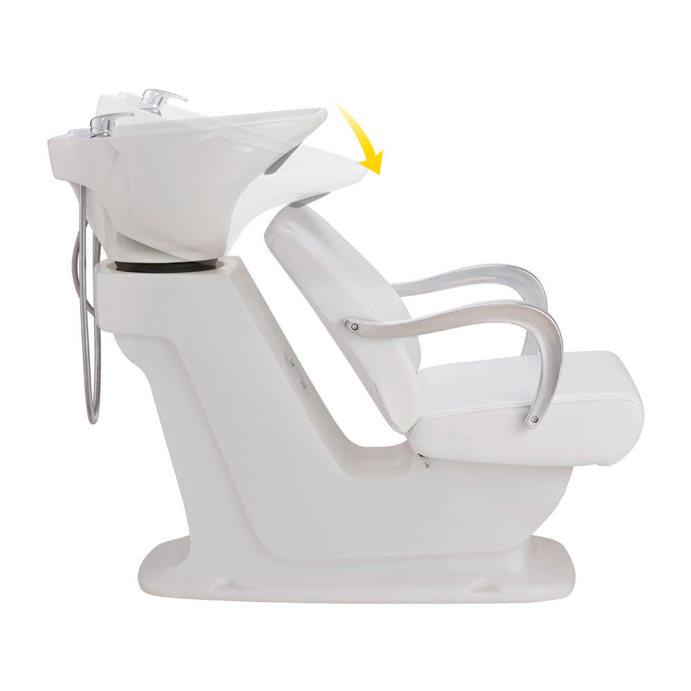 Beckman Shampoo Unit with Adjustable Seat alternative product image 12