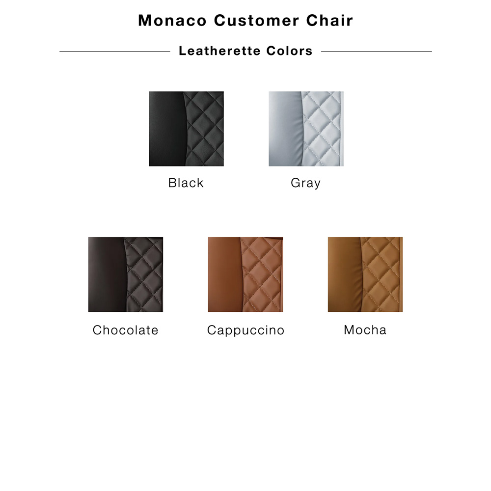 Monaco Salon Customer Chair alternative product image 5