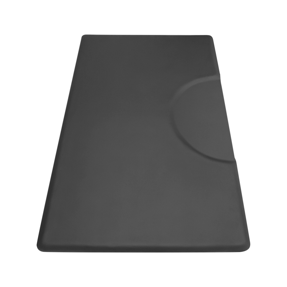Rectangular 3x5 Anti-Fatigue Salon Mat With Round Impression alternative product image 2