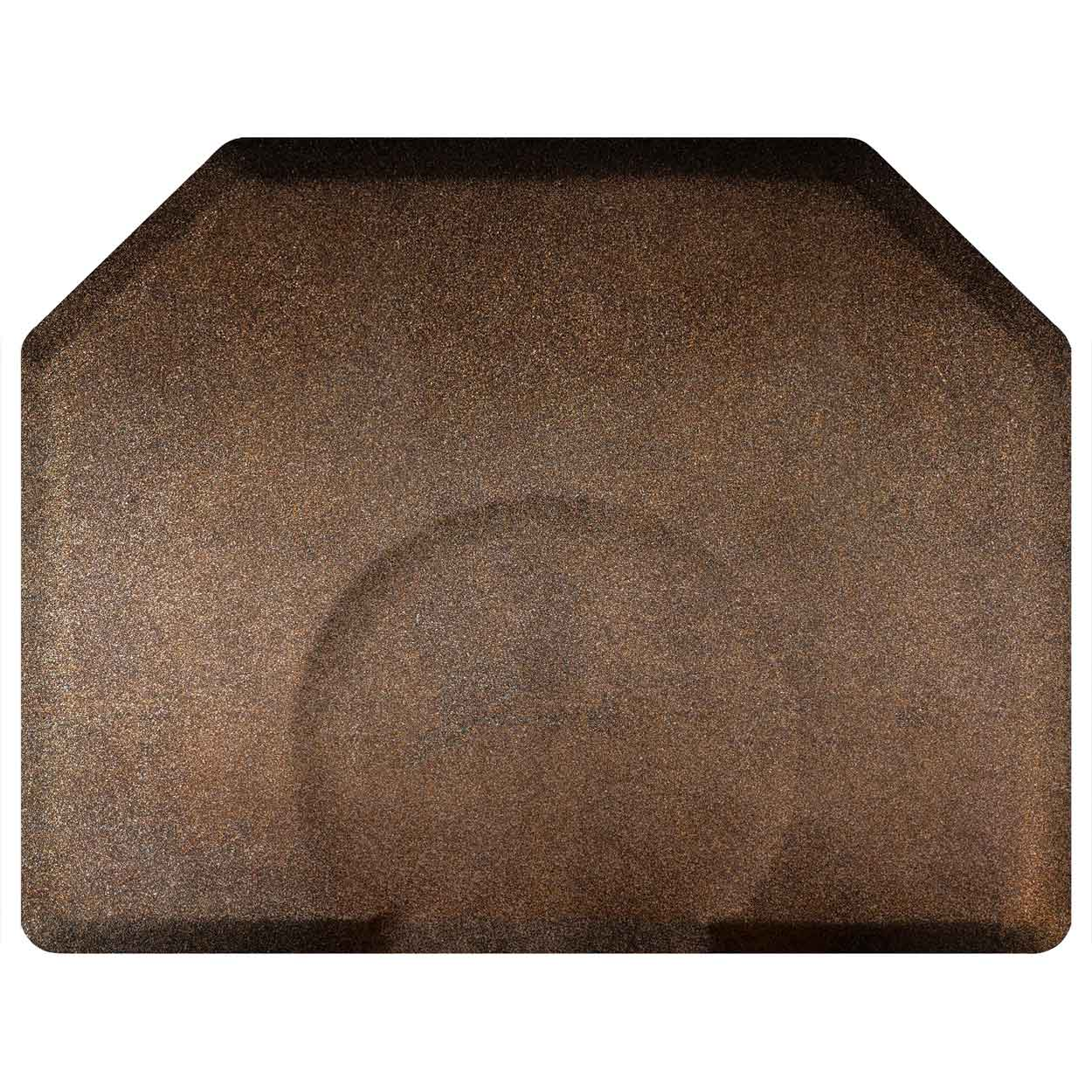 4x5 Granite Hex Anti-Fatigue Salon Mat alternative product image 2