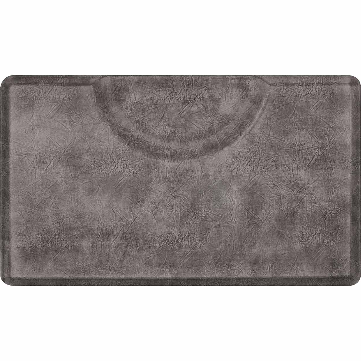 3x5 Vintage Leather Rectangle Anti-Fatigue Salon Mat alternative product image 4