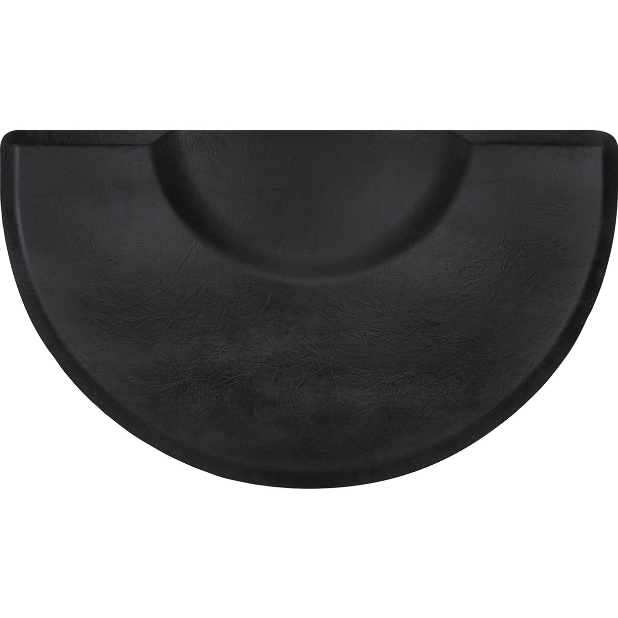 3x5 Vintage Leather Semicircle Anti-Fatigue Salon Mat alternative product image 2