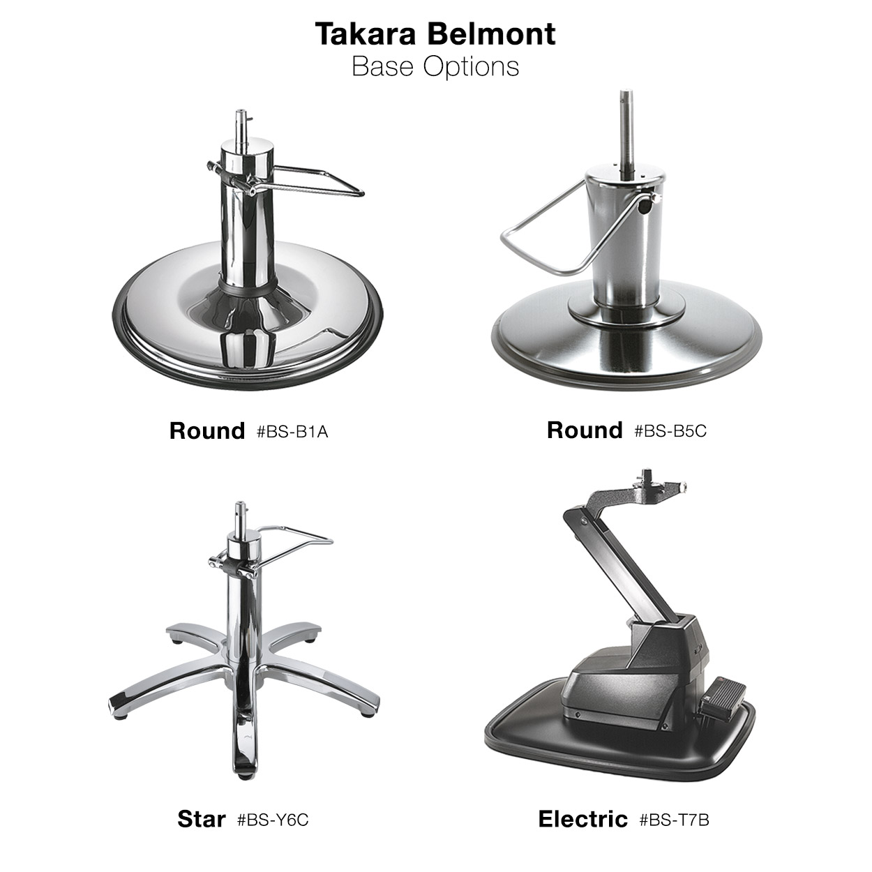 Takara Belmont Knoll Salon Styling Chair alternative product image 12