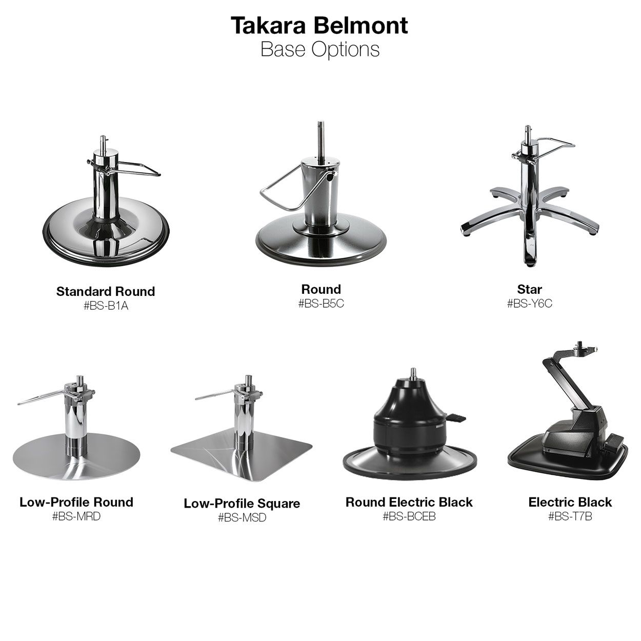 Takara Belmont Bellus Styling Chair alternative product image 4