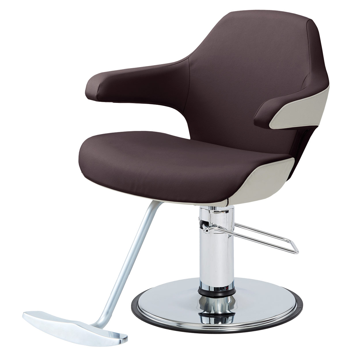 Takara Belmont Cove Salon Styling Chair image size reference
