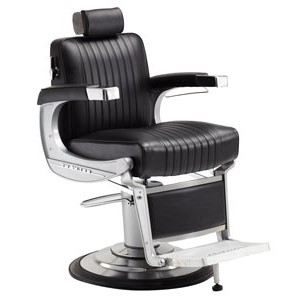Takara Belmont Elegance Barber Chair with Recliner product image