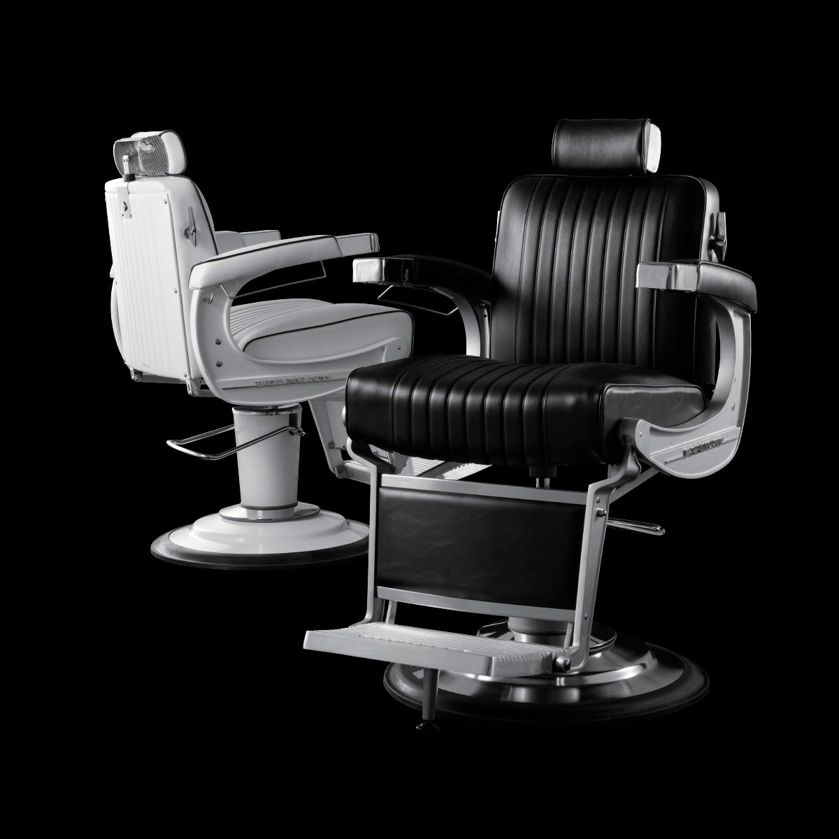 Takara Belmont Elegance Barber Chair with Recliner alternative product image 6