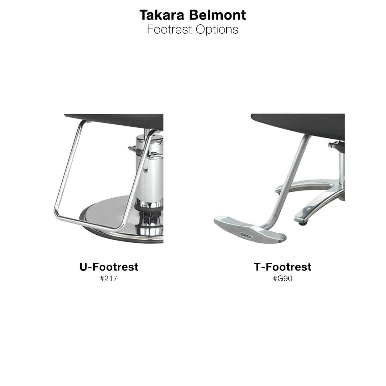 Takara Belmont Strip Tease Styling Chair alternative product image 8