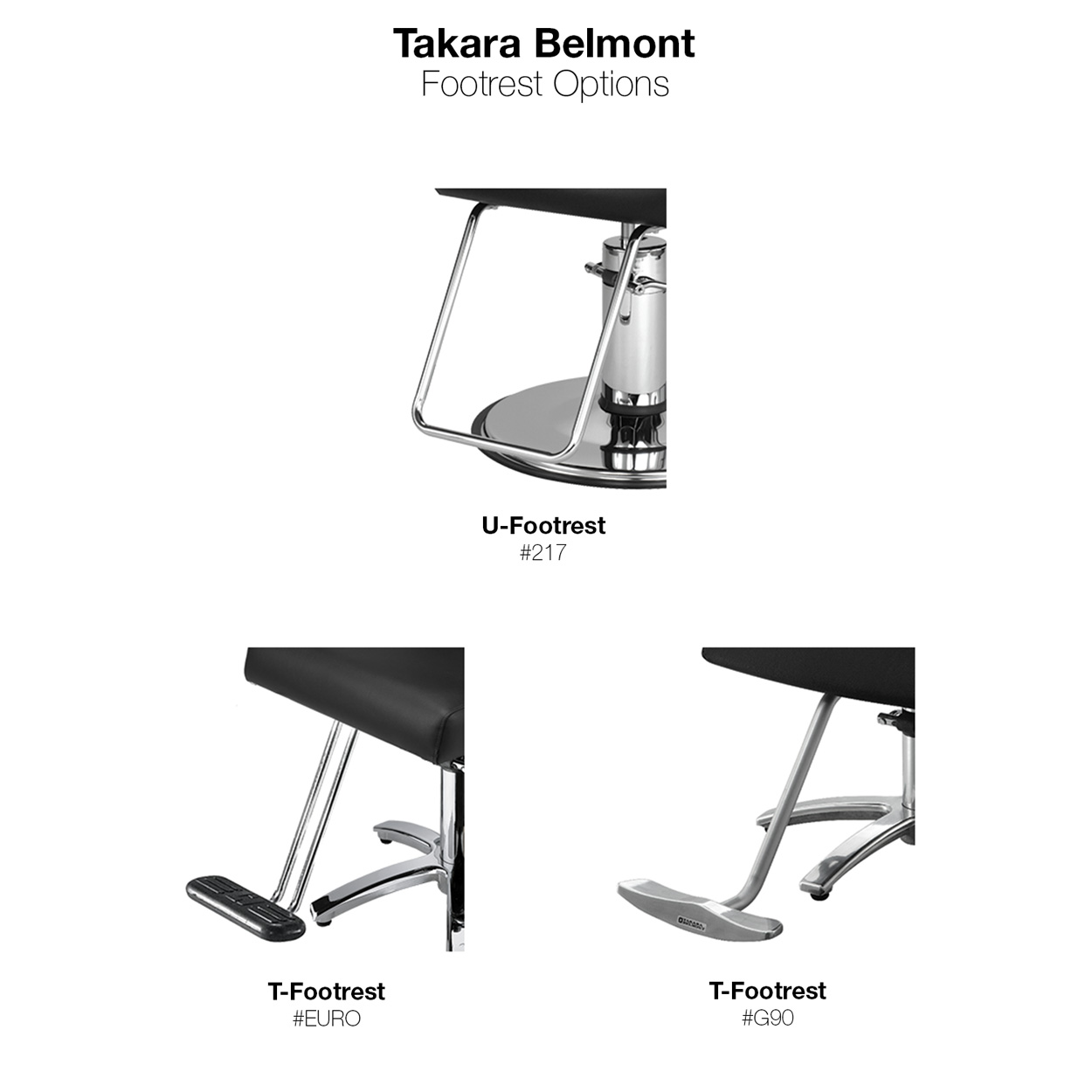 Takara Belmont Lusso Styling Chair alternative product image 6