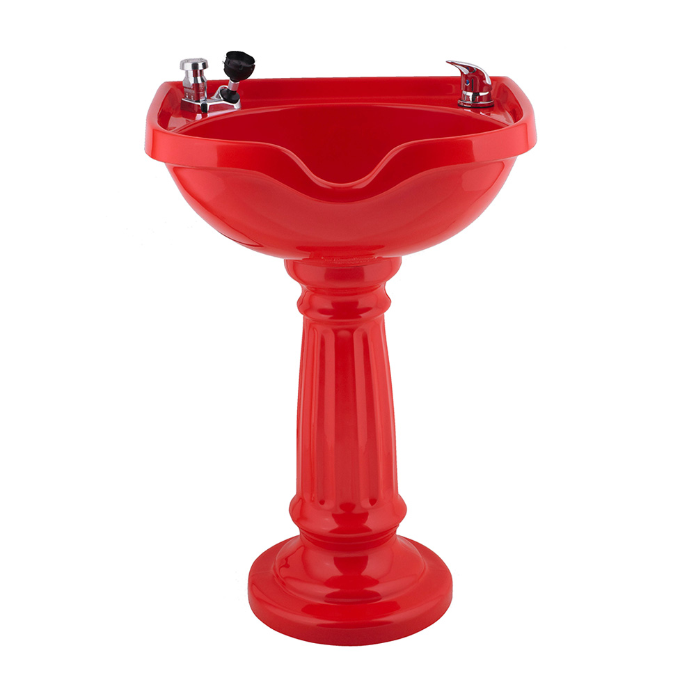 Marble Products Corinthian Pedestal Bowl with Dial-Flo Fixture  main product image