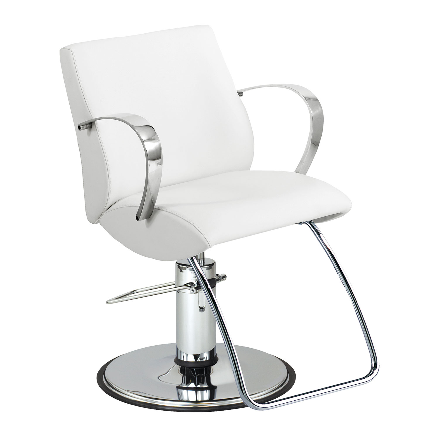 Takara Belmont Lioness Salon Styling Chair image size reference